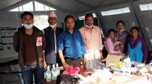 Red_Lotus_work__relief_camp_Sindhupalchok