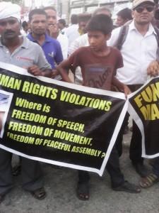 Human rights in Madhesh