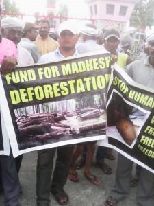 Fund for Madhesh Deforestation