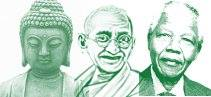 Gandhi_Mandela_Buddha
